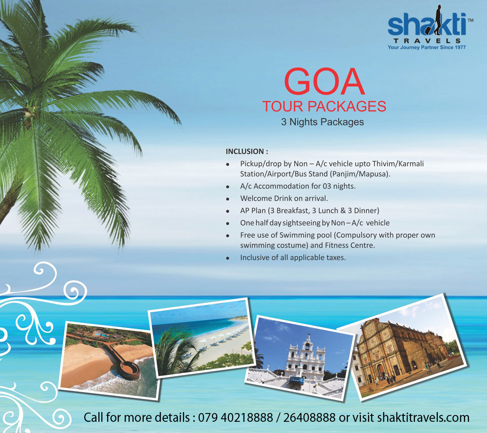 Goa Tour 365 Days