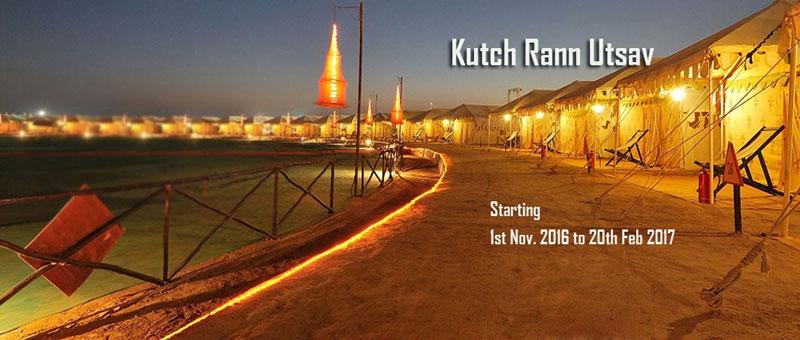 Kutch Rann Utsav 2016