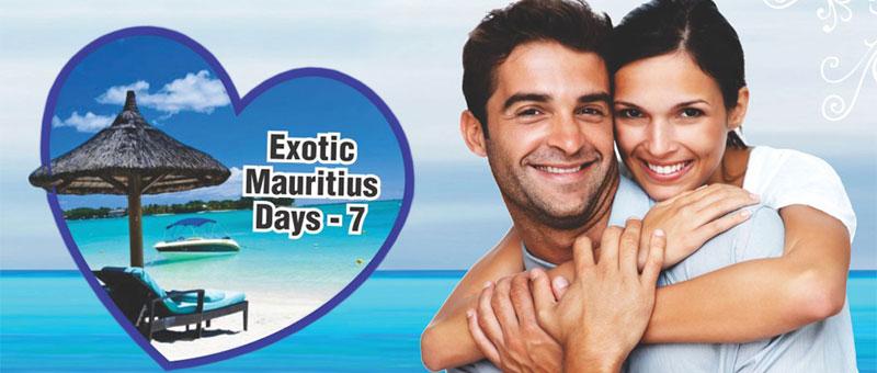 Exotic Mauritius Tour  - 07 Days