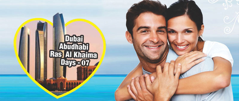 Dubai Honeymoon Tour Package