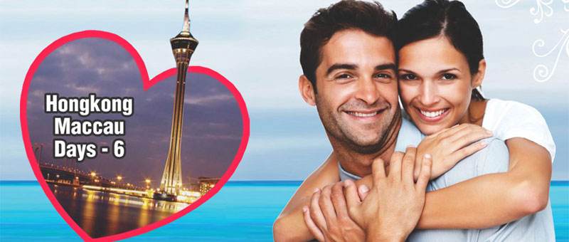 Hongkong Maccau  Honeymoon Tour