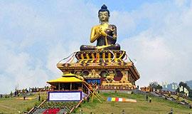 Gangtok – Namchi – Pelling – Darjeeling