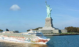 All of  USA with Bahmas Cruise