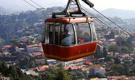 Nainital - Ranikhet - Corbett Park - Mussoorie - Haridwar