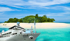 Lakshadweep Samudra Ship Package