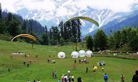 Shimla - Kullu - Manali - Dalhousie