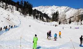 Shimla - Kullu - Manali