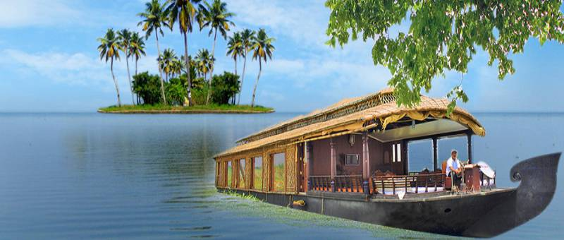 Alleppey Backwater House boat