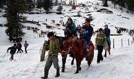 Shimla - Kullu - Manali - Dalhousie - Khajjiar
