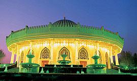 Tashkent - The Land of Uzbekistan