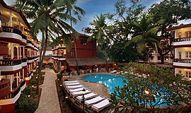 Santiago Beach Resort - North Goa