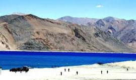Leh - Ladakh - Nubra Valley