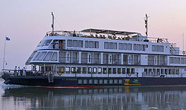 River Cruise in India